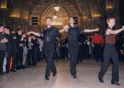 Tanzeinlagen