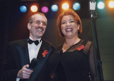 Dieter und Murielle